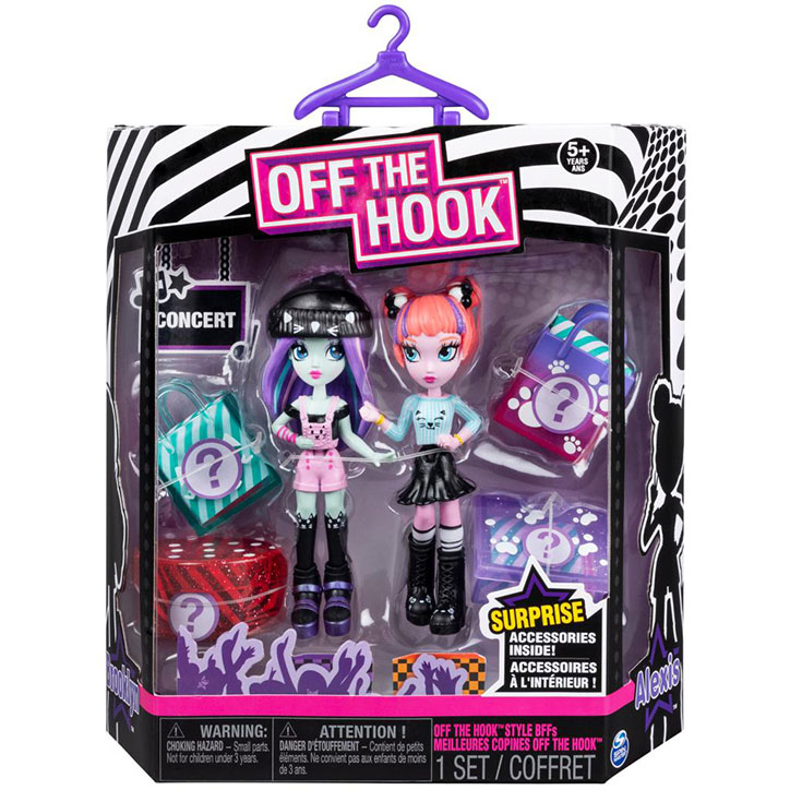 Off the Hook Collectible Dolls from Spin Master