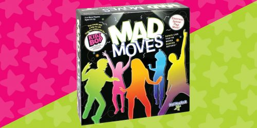 Get Your Groove on with our Mad Moves GIVEAWAY!