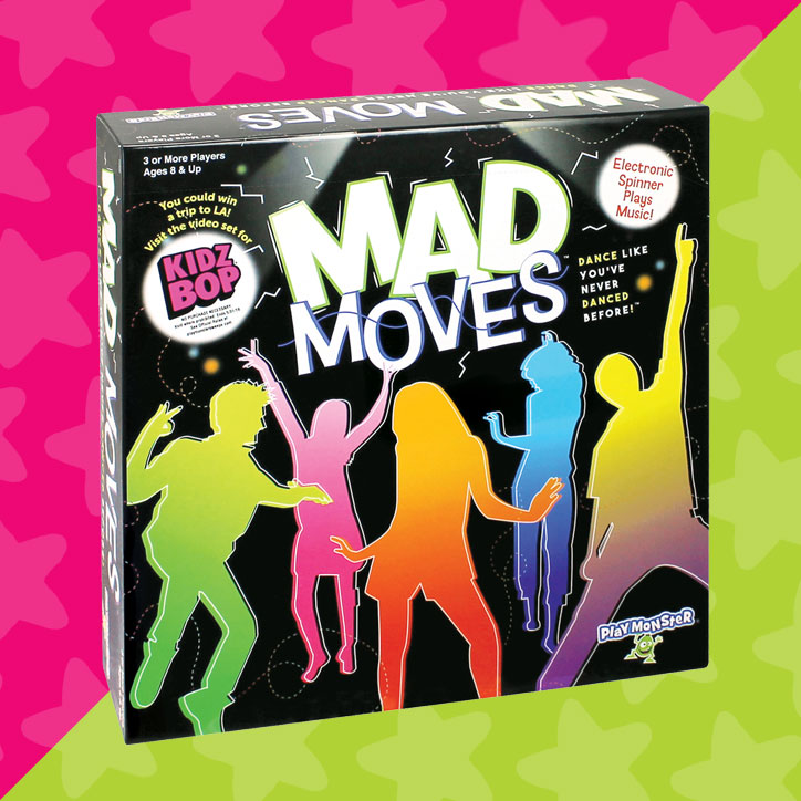 Mad Moves Giveaway