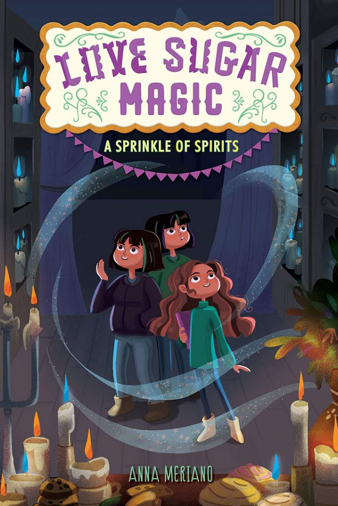 5 Fun Facts About Love Sugar Magic: A Sprinkle of Spirits + GIVEAWAY!