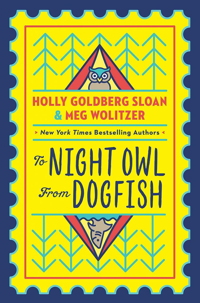 YAYBOOKS! February 2019 Roundup: To Night Owl From Dogfish