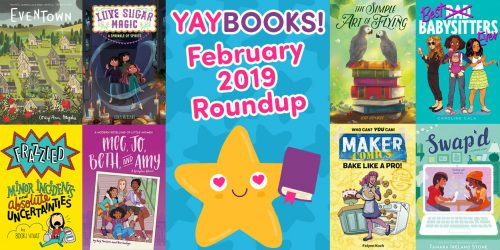 YAYBOOKS! Here's What You Should Read in February 2019