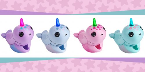 Fingerlings Narwhals are Adorably Magical + GIVEAWAY!