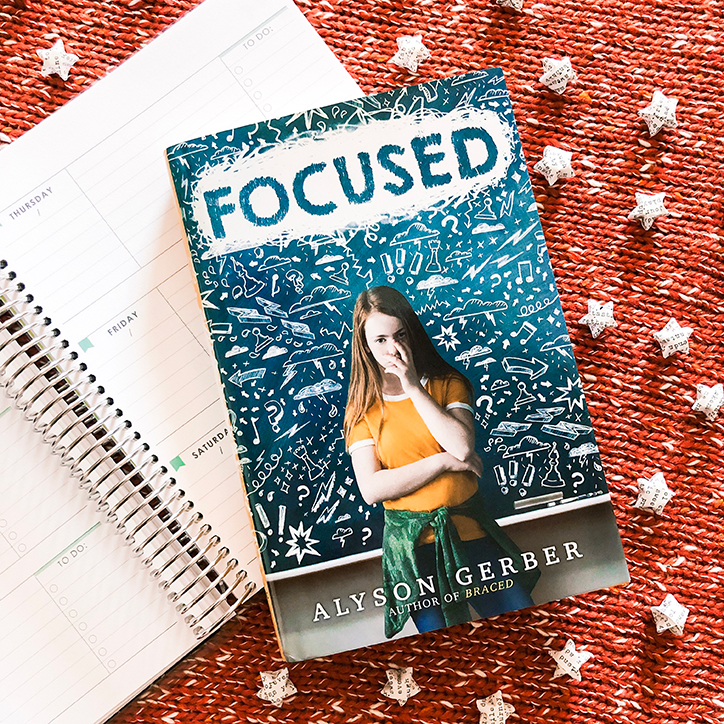 10 Fun Facts About Focused + GIVEAWAY