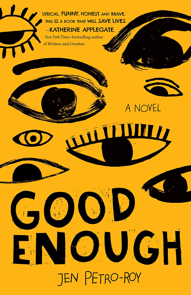 Good Enough: Interview with Author Jen Petro-Roy