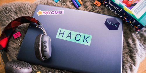 Slay Homework and Learn to Code with the Hack Laptop