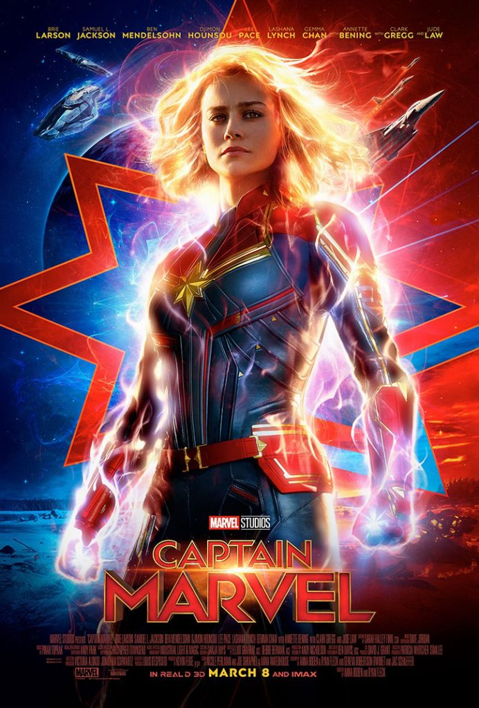 Heart Eyes - Captain Marvel