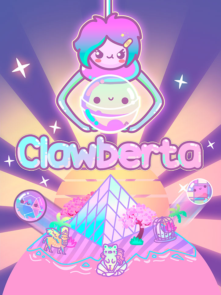 Heart Eyes - Clawberta