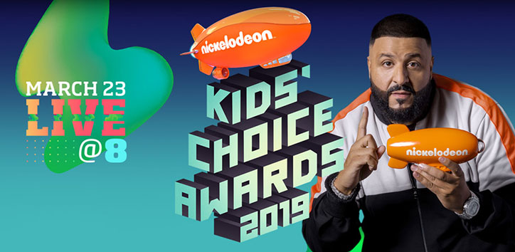 Heart Eyes - Kids' Choice Awards 2019