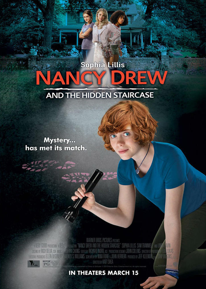 Heart Eyes - Nancy Drew and the Hidden Staircase