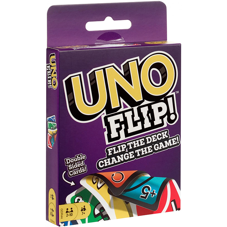 Heart Eyes - UNO Flip