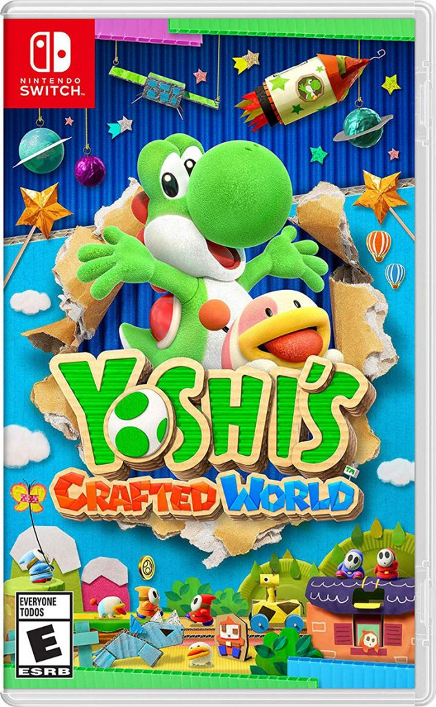 Heart Eyes - Yoshi's Crafted World