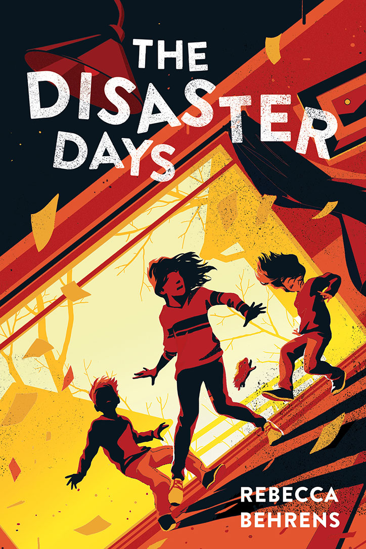 The Disaster Days Cover Reveal + GIVEAWAY