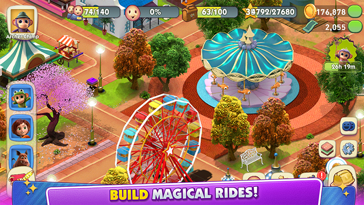 Wonder Park: Magic Rides Review