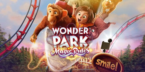 Wonder Park: Magic Rides Lets You Create the Theme Park of Your Dreams