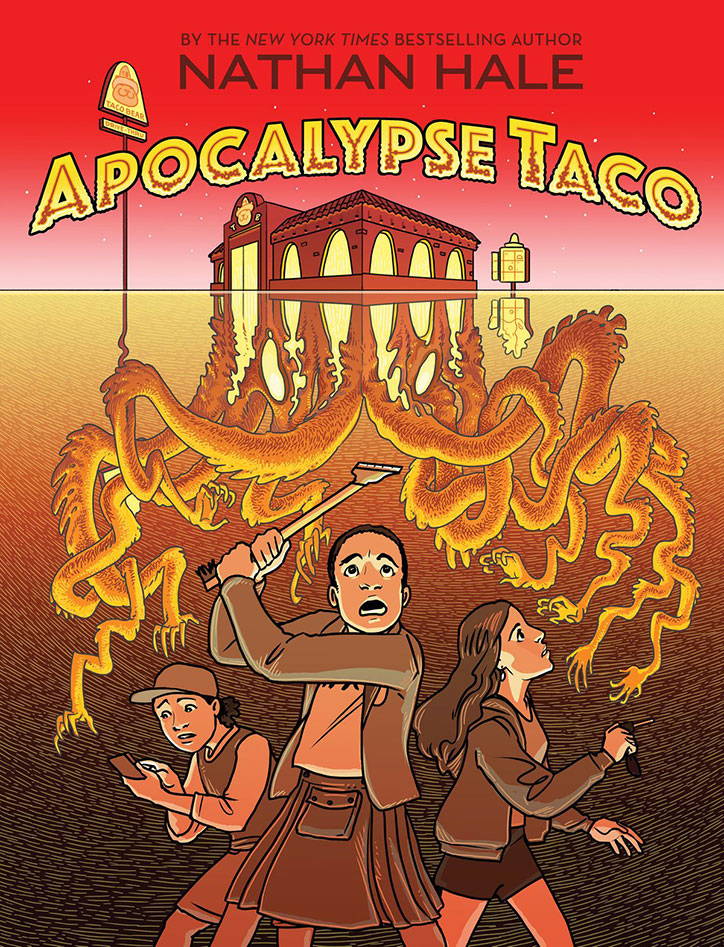 YAYBOOKS! March 2019 Roundup - Apocalypse Taco