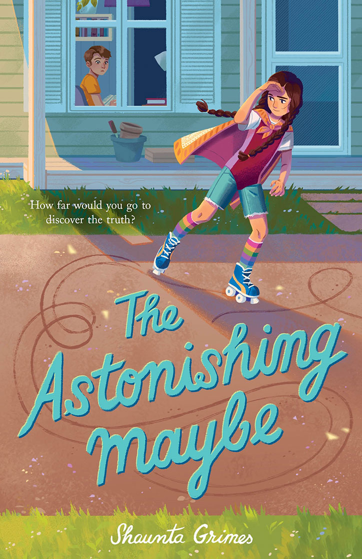 YAYBOOKS! March 2019 Roundup - The Astonishing Maybe