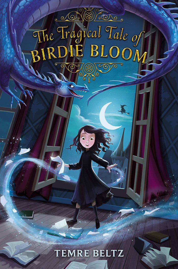 YAYBOOKS! March 2019 Roundup - The Tragical Tale of Birdie Bloom