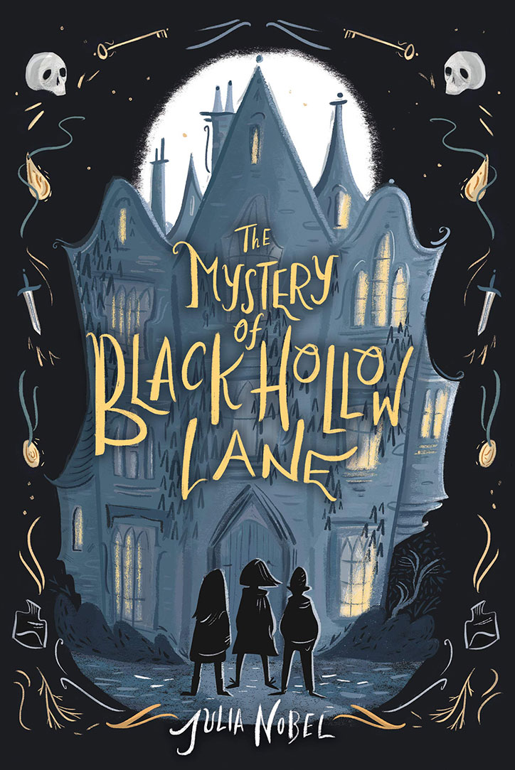 YAYBOOKS! March 2019 Roundup - The Mystery of Black Hollow Lane