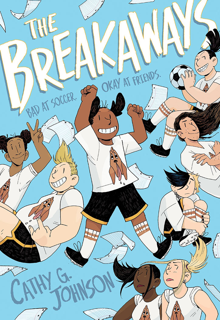 YAYBOOKS! March 2019 Roundup - The Breakaways