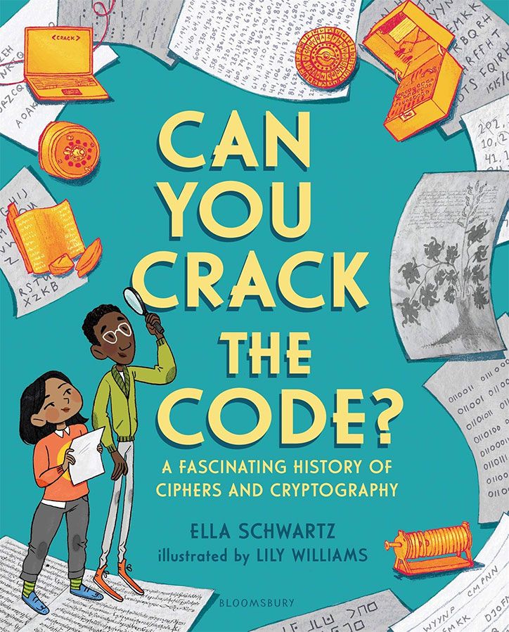 YAYBOOKS! March 2019 Roundup - Can You Crack the Code?
