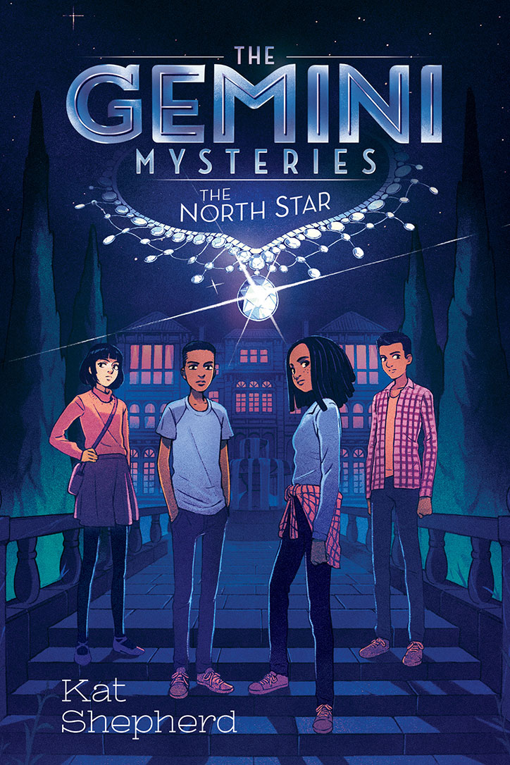 YAYBOOKS! March 2019 Roundup - The Gemini Mysteries: The North Star