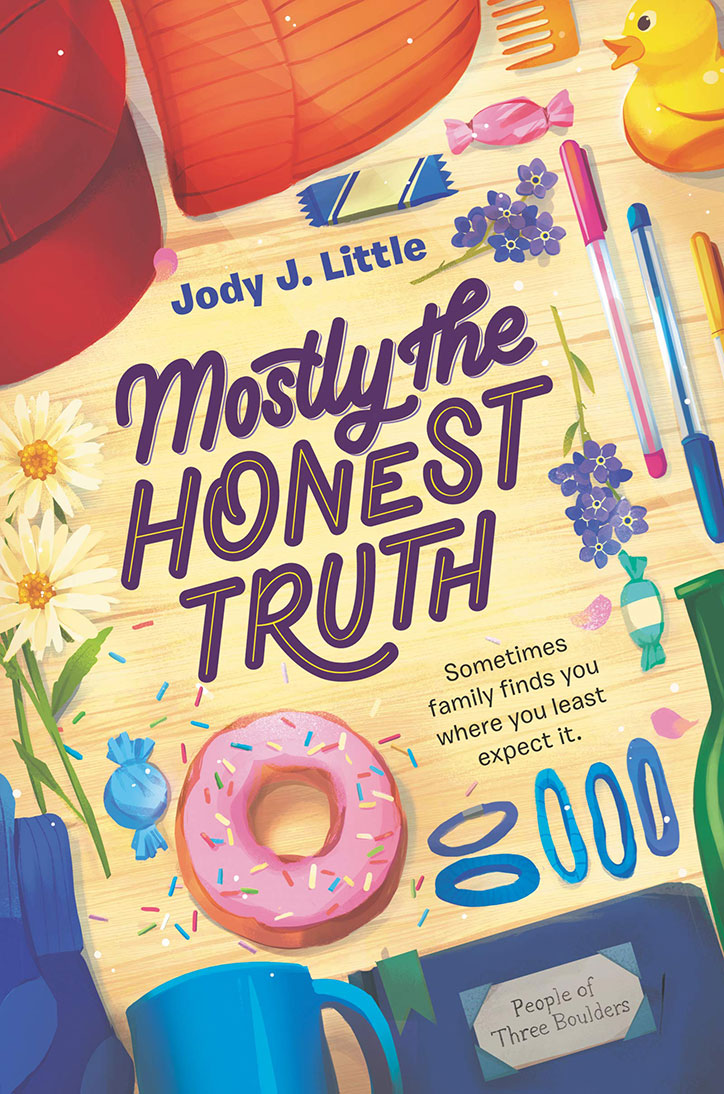 YAYBOOKS! March 2019 Roundup - Mostly the Honest Truth