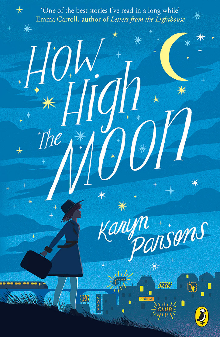 YAYBOOKS! March 2019 Roundup - How High the Moon