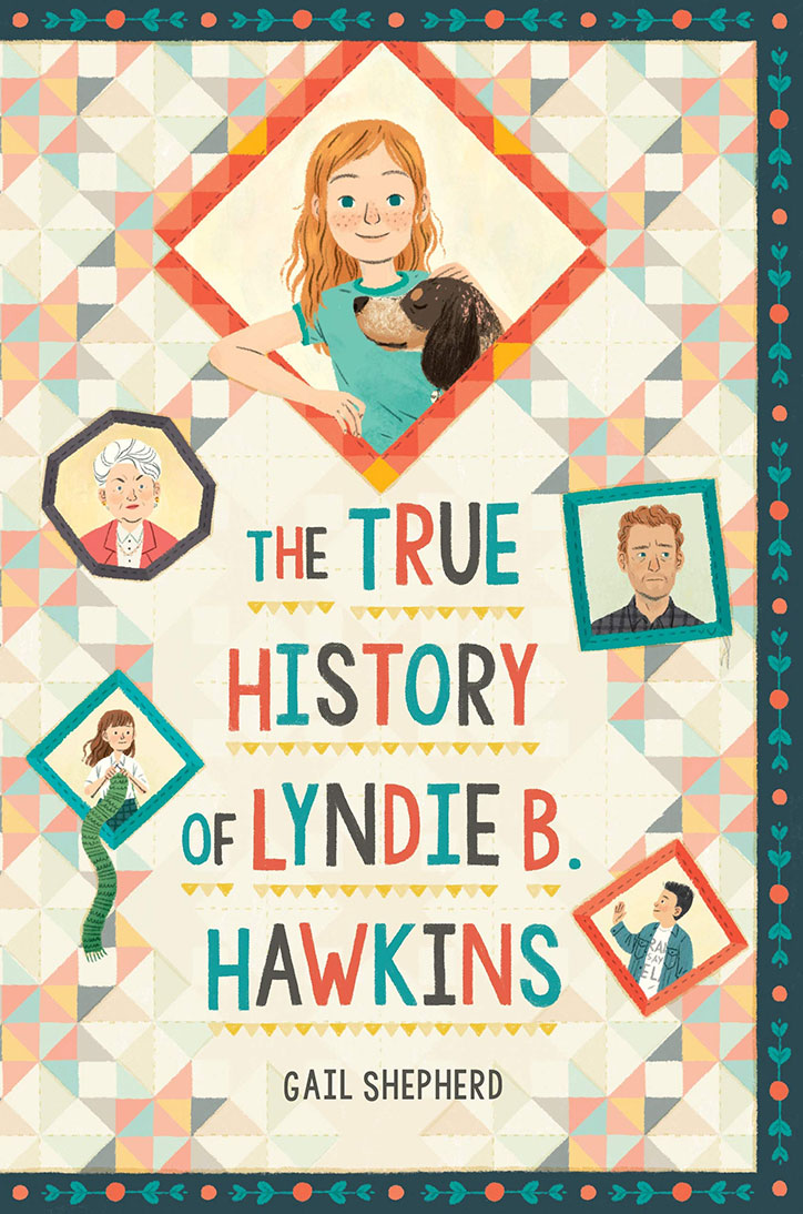 YAYBOOKS! March 2019 Roundup - The True History of Lyndie B. Hawkins