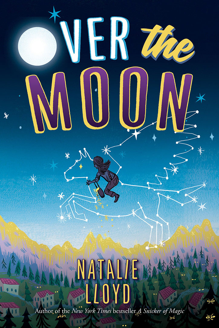YAYBOOKS! March 2019 Roundup - Over the Moon