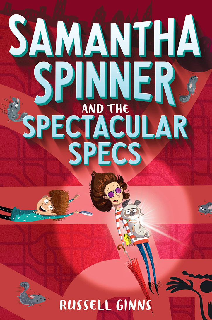 YAYBOOKS! March 2019 Roundup - Samantha Spinner and the Spectacular Specs