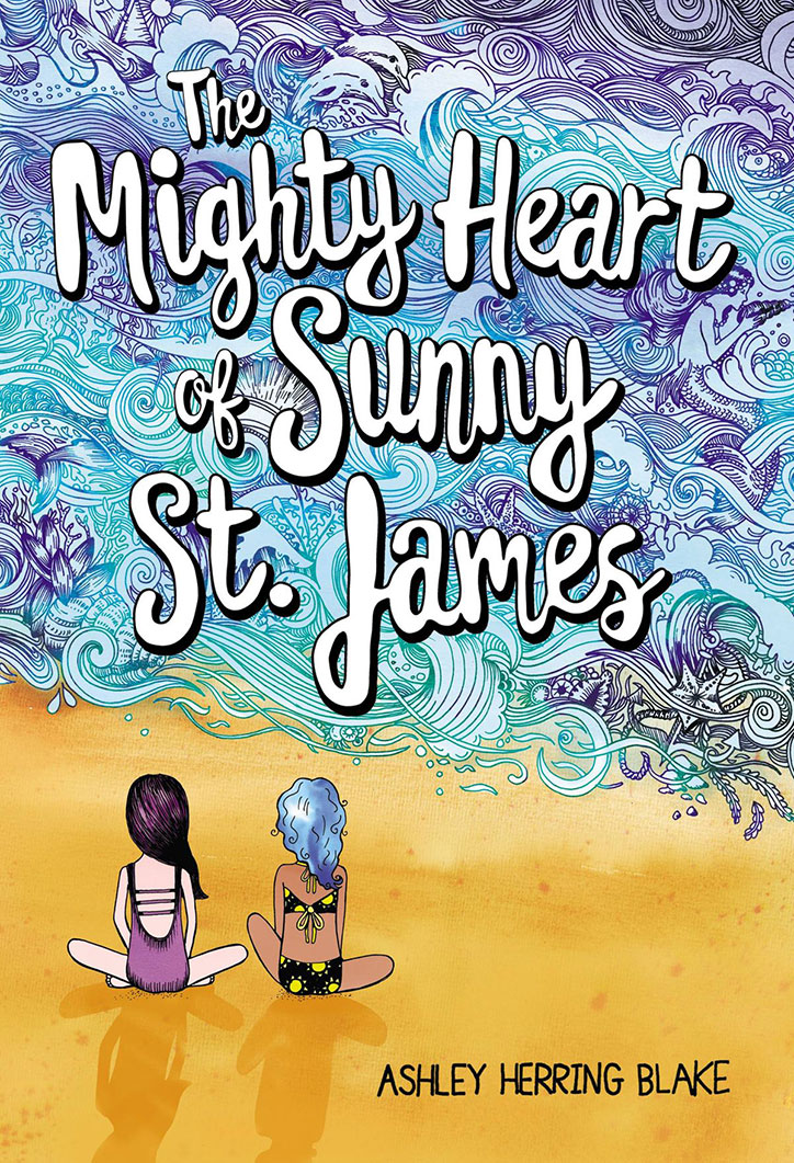YAYBOOKS! March 2019 Roundup - The Mighty Heart of Sunny St. James