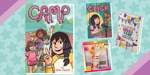 Olive and Willow's Camp Survival Guide + GIVEAWAY!