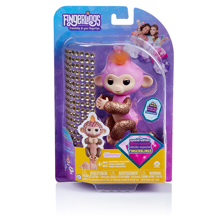 Shimmer and Shine With Our Fingerblings Giveaway