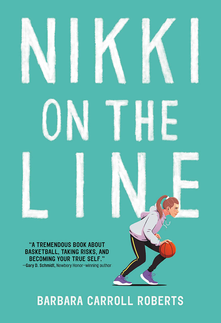 Nikki on the Line: Interview with Author Barbara Carroll Roberts