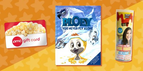 Plan an Epic Movie Night with this PLOEY Prize Pack Giveaway