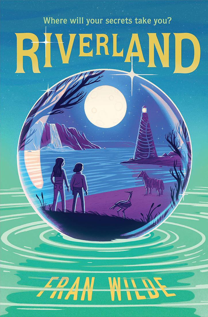 8 Fun Facts About Riverland by Fran Wilde