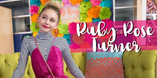 Ruby Rose Turner on Bringing her B.Rosy Handbag Line to Life