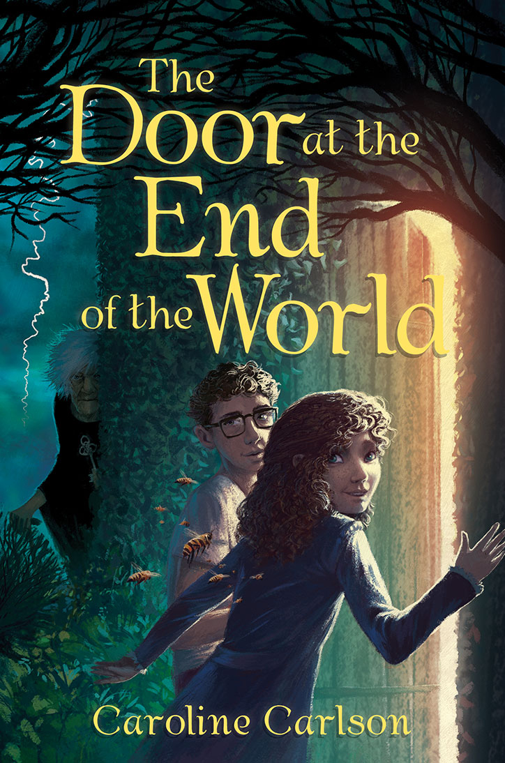 YAYBOOKS! April 2019 Roundup - The Door at the End of the World