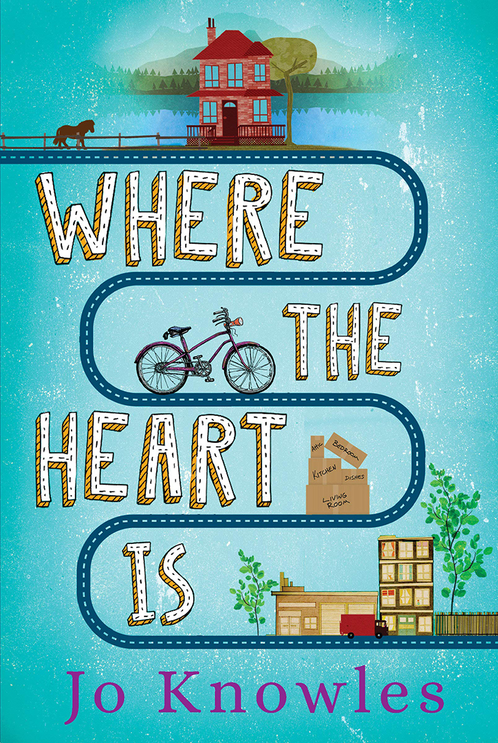 YAYBOOKS! April 2019 Roundup - Where the Heart Is