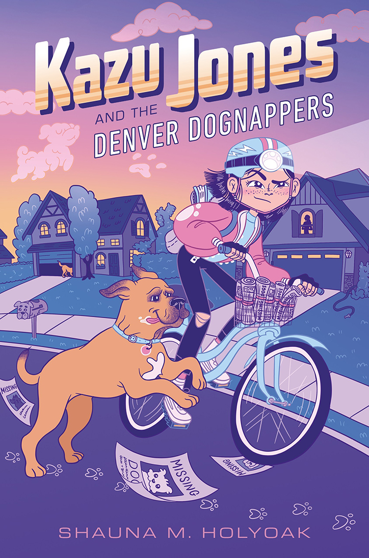 YAYBOOKS! April 2019 Roundup - Kazu Jones and the Denver Dognappers