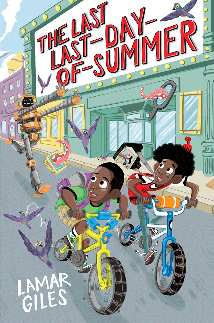 YAYBOOKS! April 2019 Roundup - The Last Last-Day-of-Summer