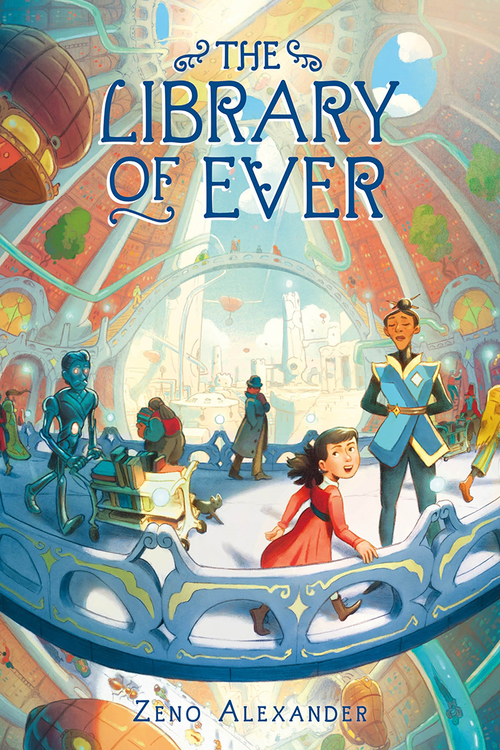 YAYBOOKS! April 2019 Roundup - The Library of Ever