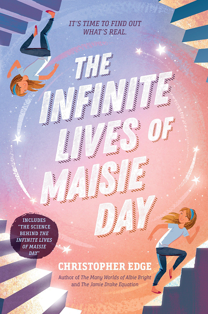 YAYBOOKS! April 2019 Roundup - The Infinite Lives of Maisie Day
