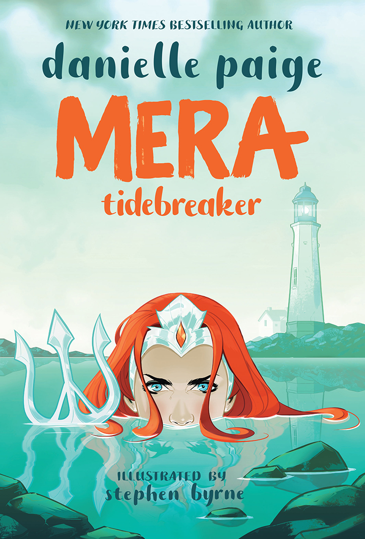 YAYBOOKS! April 2019 Roundup - Mera: Tidebreaker
