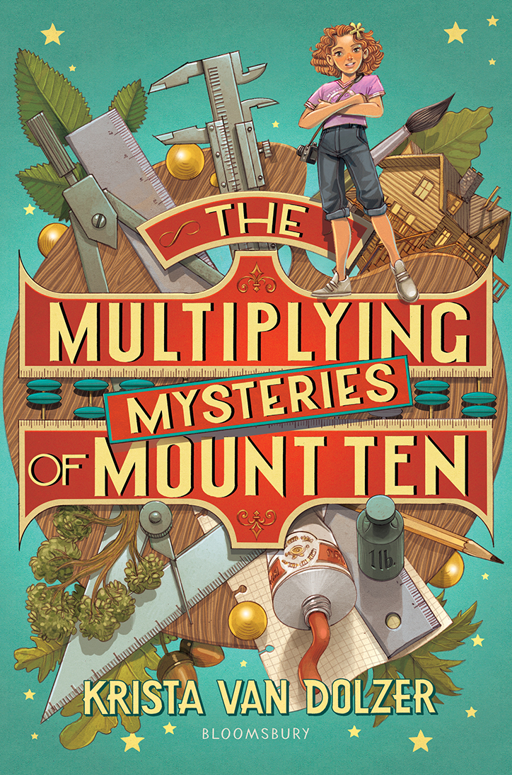 YAYBOOKS! April 2019 Roundup - The Multiplying Mysteries of Mount Ten