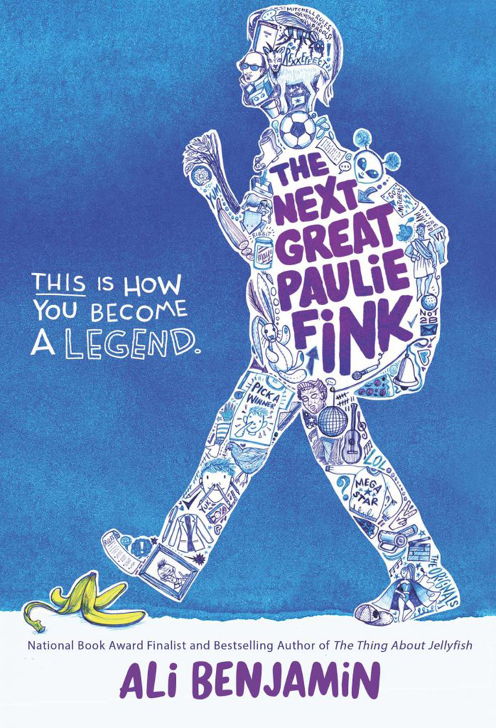 YAYBOOKS! April 2019 Roundup - The Next Great Paulie Fink