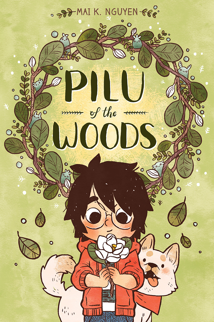 YAYBOOKS! April 2019 Roundup - Pilu of the Woods