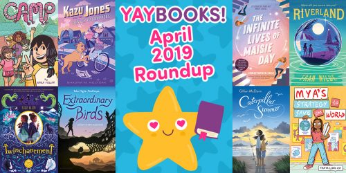 YAYBOOKS! Here's What You Should Read in April 2019