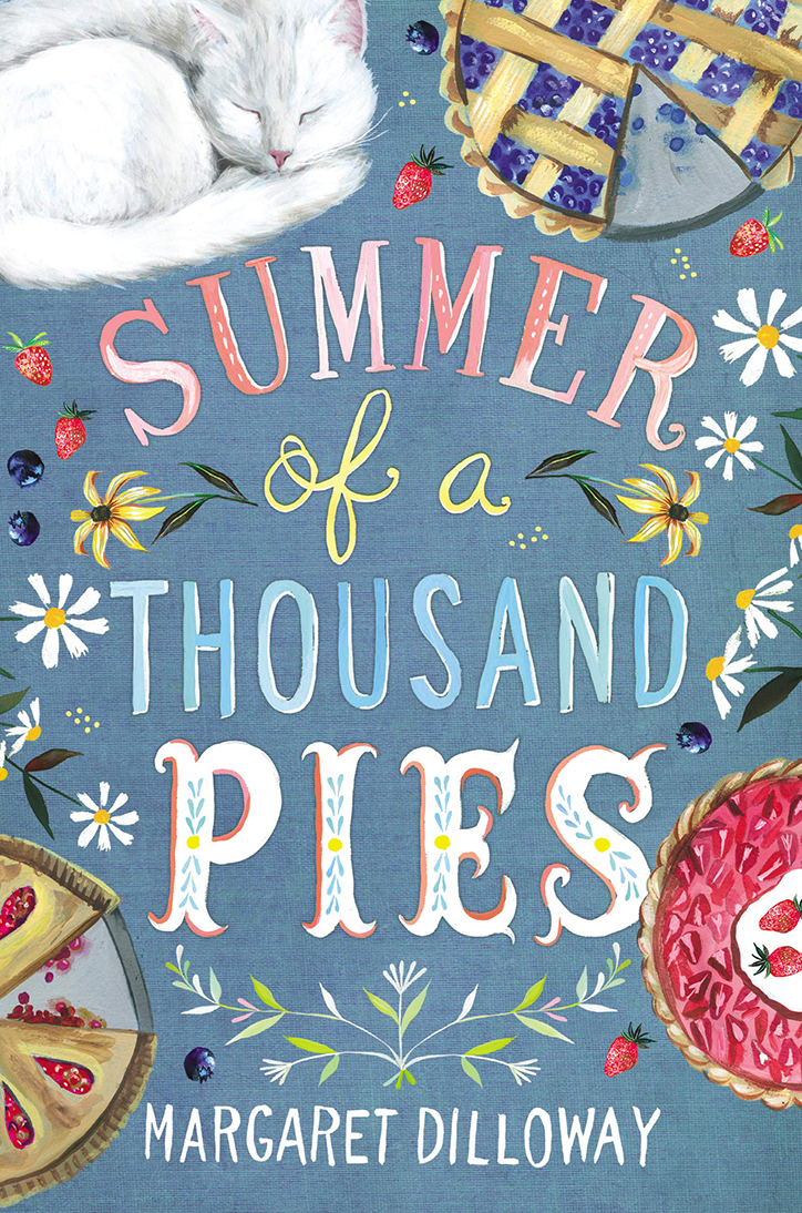 YAYBOOKS! April 2019 Roundup - Summer of a Thousand Pies